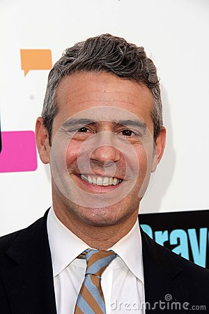 Andy Cohen Editorial Image