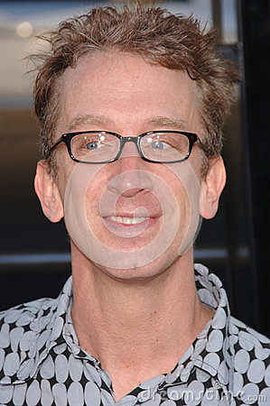 Andy Dick Editorial Stock Image