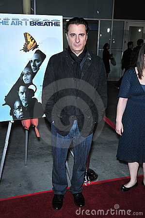 Andy Garcia Editorial Stock Image