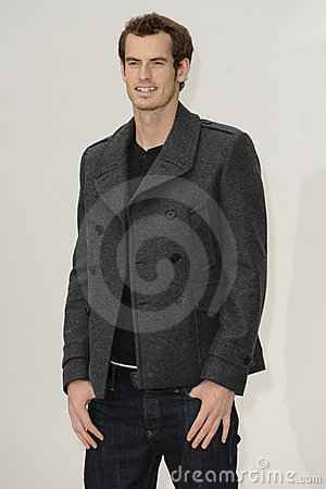 Andy Murray Editorial Stock Image