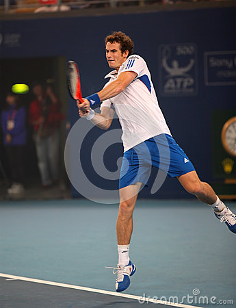Andy Murray Editorial Image