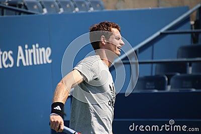 Andy Murray Zdjęcie Editorial