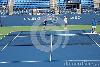 Andy Murray and Ivan Lendl Editorial Image