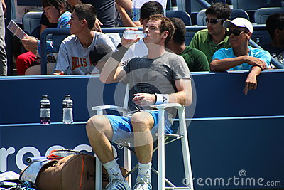 Andy Murray Editorial Stock Photo