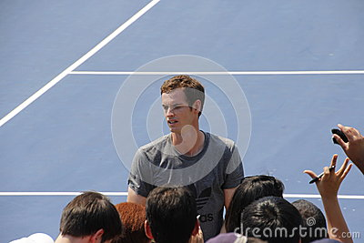 Andy Murray Editorial Photo