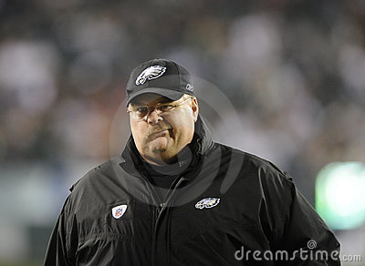 Andy Reid Editorial Stock Photo