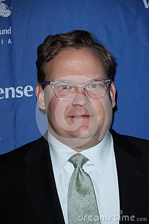 Andy Richter Editorial Stock Image