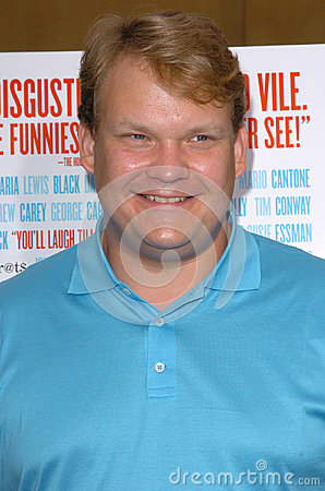 Andy Richter Editorial Image