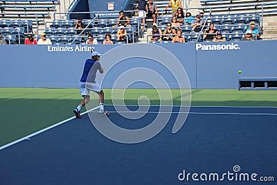 Andy Roddick Editorial Photo