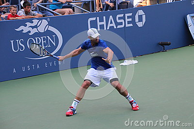Andy Roddick Editorial Image
