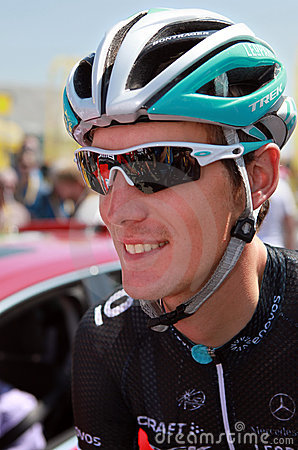 Andy Schleck Editorial Stock Photo