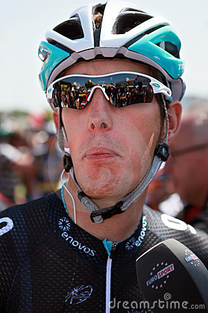 Andy Schleck Editorial Stock Image