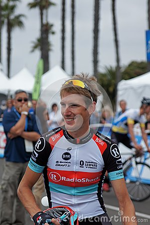 Andy Schleck 2013 Tour of California Editorial Image