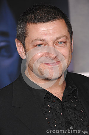Andy Serkis Editorial Photo