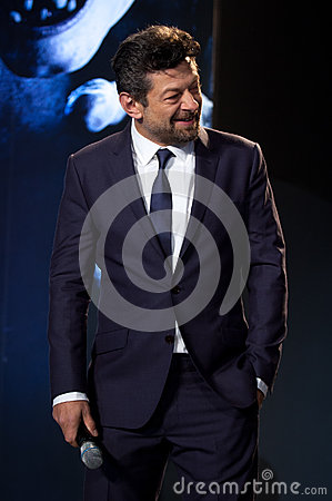 Andy Serkis Editorial Image