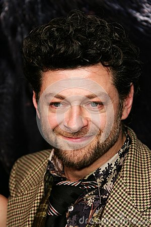 Andy Serkis Editorial Photography