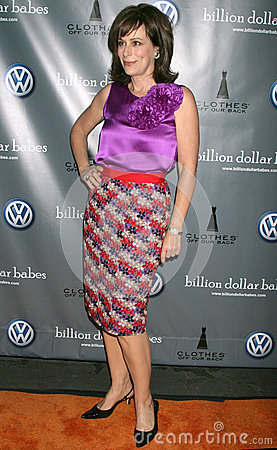 ane Kaczmarek at the Clothes Off Our Back + Billion Dollar Babes iconic shopping event Kick Off VIP Party, Petersen Automotive Mus Editorial Stock Photo