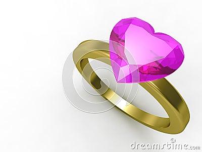Anello di amore