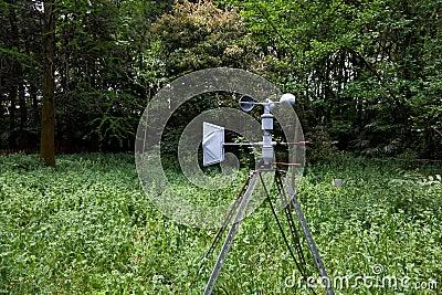 Anemometer ( meteorology equipment )