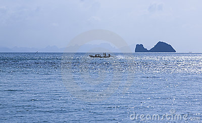 Ang thong marine park samui thailand Stock Photo