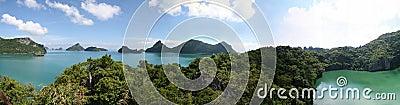 Ang Thong Marine Park - Thailand