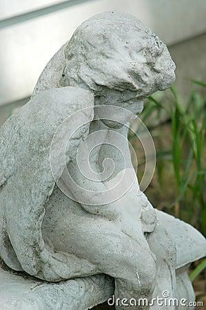 Ange concret