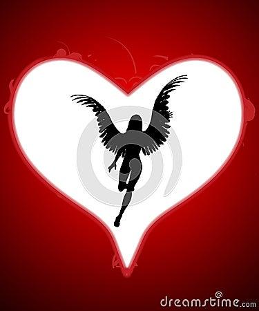 Ange de mon coeur