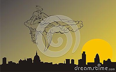 Ange de nuit