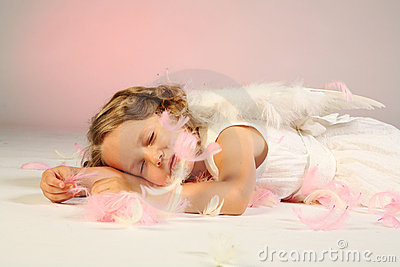Ange de sommeil