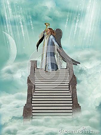 Free Angel Stock Image - 14812021
