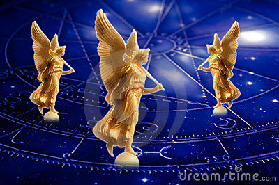 Angel and astrology