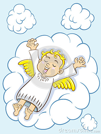 Angel Boy Stock Photos - Image: 25676703