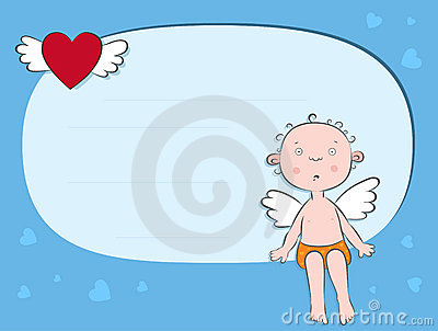 Angel Boy by letter.