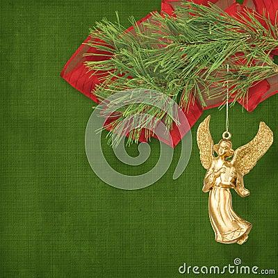 Angel christmas hanging