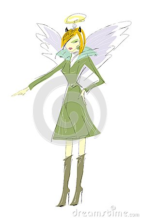 Angel-demon