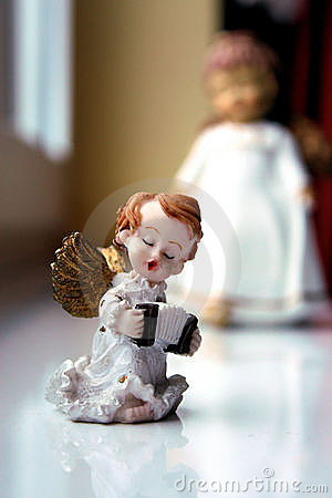Free Angel Figure Stock Photos - 7502653
