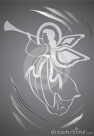 Angel, holy figure