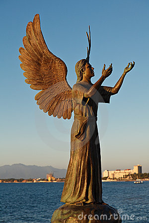 Angel of Hope and Messenger of Peace