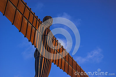 The Angel of the North Editorial Image