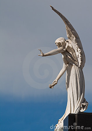 The Angel of Recoleta