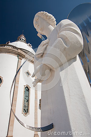 Angel in Sameiro, Braga