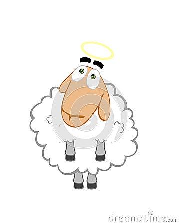 Angel-sheep