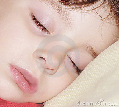 Free Angel Sleeping Royalty Free Stock Photography - 3097