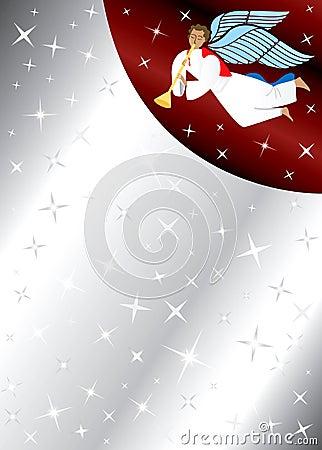 Angel Stars Background