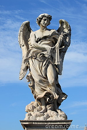 Free Angel Statue Stock Photo - 23628630