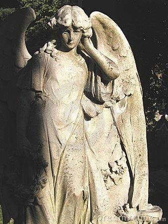 Free Angel Statue Royalty Free Stock Photos - 244938