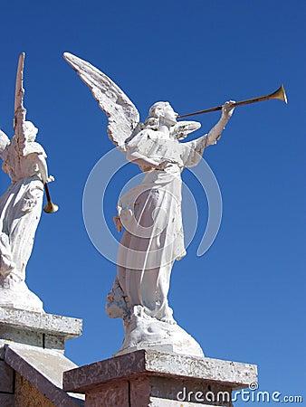 Free Angel Statue Stock Photos - 392213