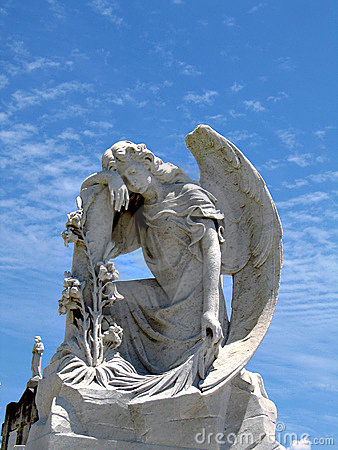 Free Angel Statue 5 Stock Images - 1584344