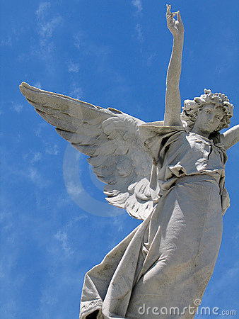 Free Angel Statue Stock Photos - 816043