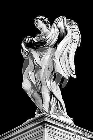 Free Angel Statue Stock Image - 8921371